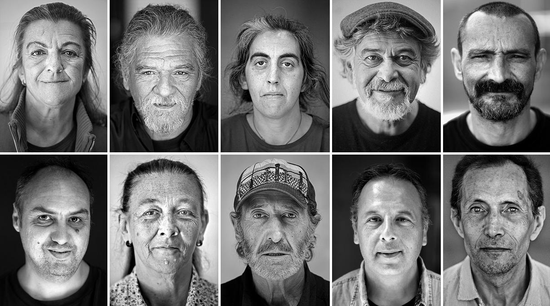 Homelessfonts. Fundación Arrels.