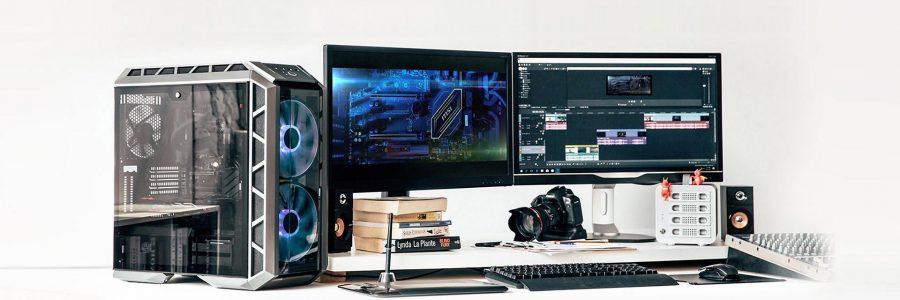 ordenador para la edición de video