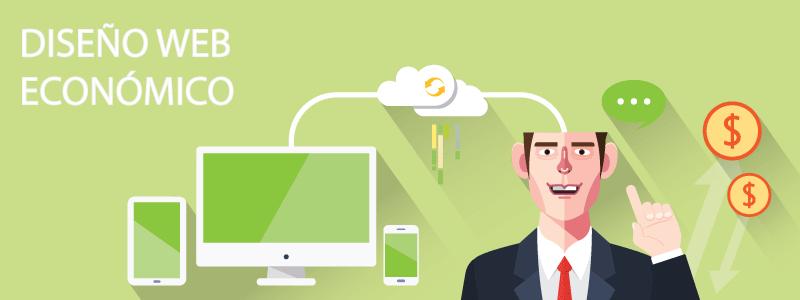 diseño web barato para empresas
