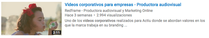 seo en youtube
