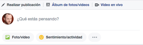 subir video a facebook