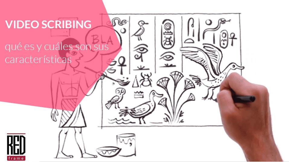 Video Scribing: qué es y cuáles son sus características